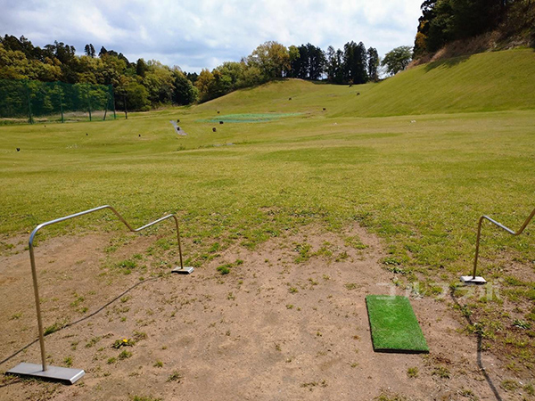 光風台ゴルフガーデンのマット