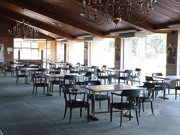 マグレガーカントリークラブのレストラン
