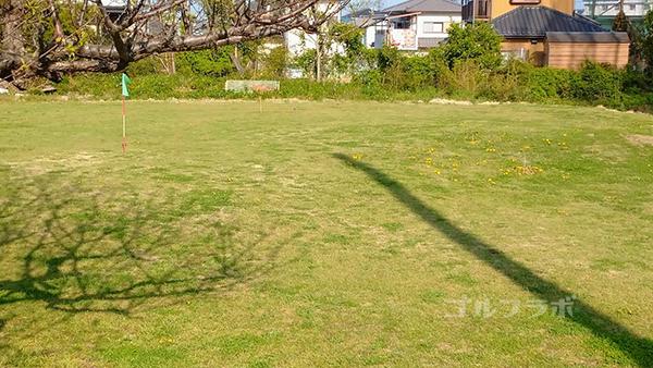 パワーゴルフレンジのアプローチアプローチ