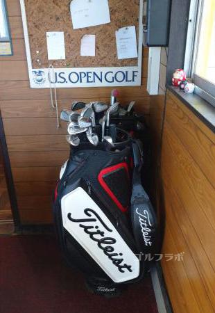 パワーゴルフレンジのレンタルクラブ