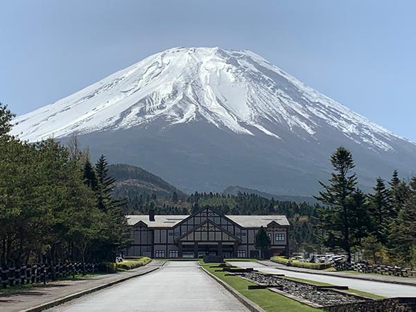 富士クラシックの入り口