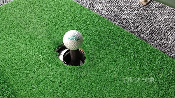 フジゴルフパークのマット