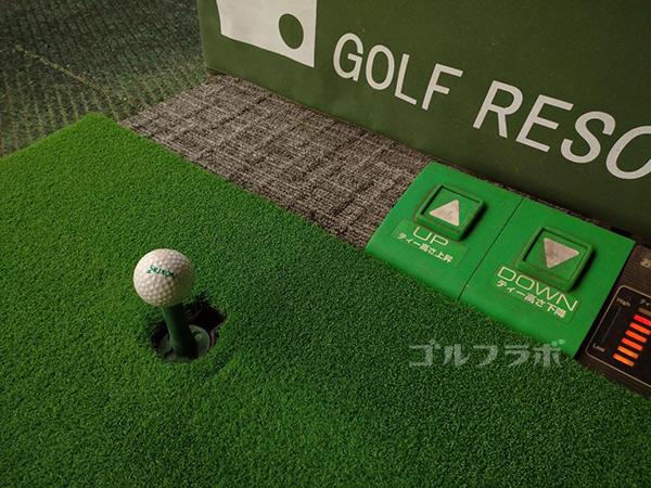 ゴルフリゾートSOGAのボール