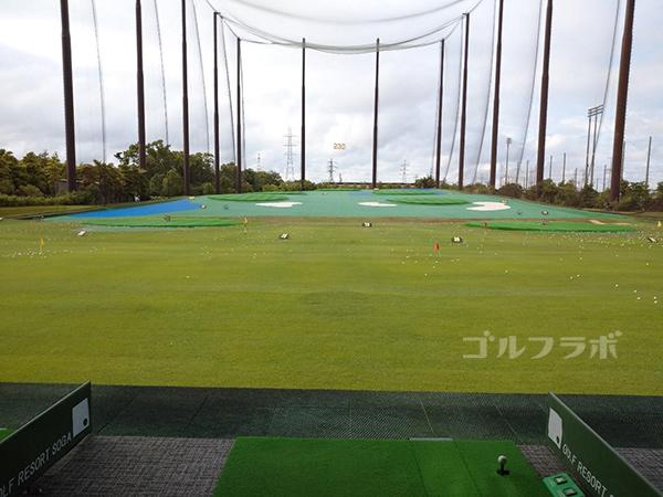 ゴルフリゾートSOGAの距離