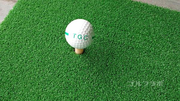 土気ゴルフセンターのボール