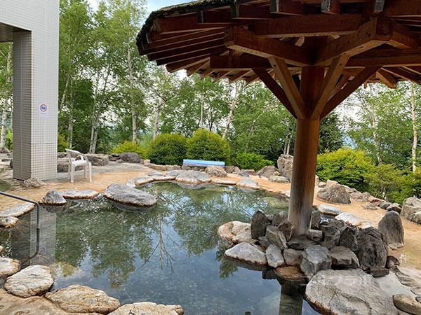 小海リエックス・カントリークラブの温泉