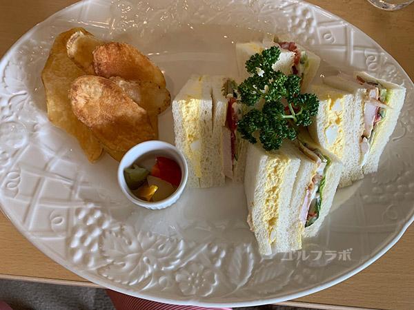 小海リエックス・カントリークラブのレストラン