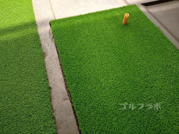 おゆみ野ゴルフガーデンのマット