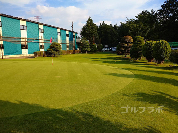 ダイナミックゴルフ千葉のショートホールの6番ホール