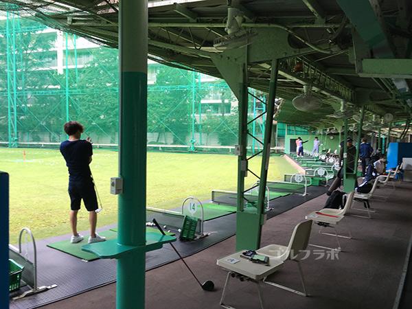 駒ゴルフガーデンのフィールド