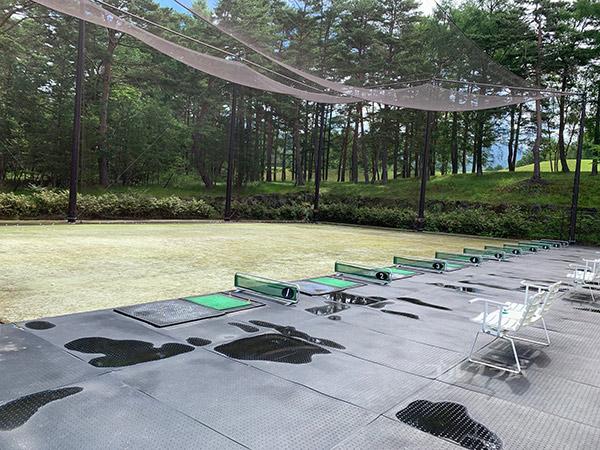 フォレストカントリークラブ三井の森の練習場