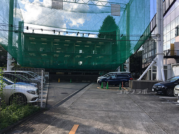 巣鴨スポーツセンターゴルフ練習場