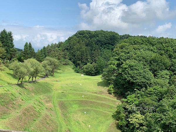 ユニオンエースゴルフクラブの練習場