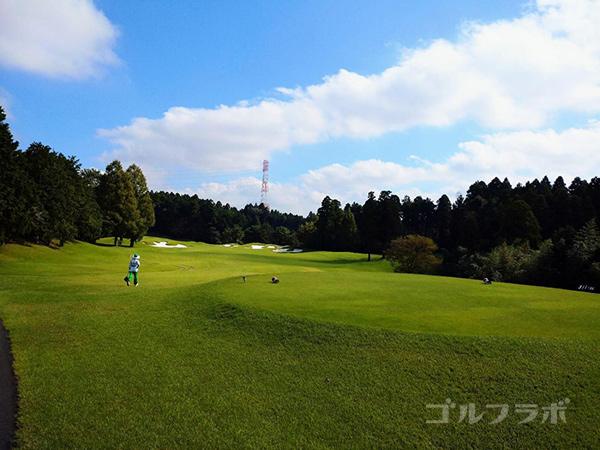 カレドニアン・ゴルフクラブの1番ホール