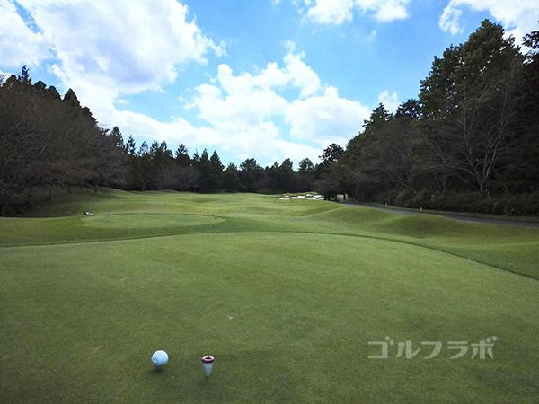 カレドニアン・ゴルフクラブの10番ホール