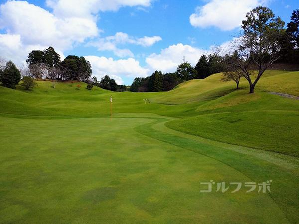 カレドニアン・ゴルフクラブの14番ホール