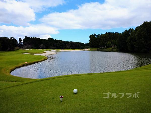 カレドニアン・ゴルフクラブの18番ホール