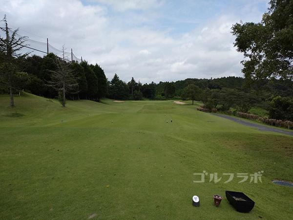 成田フェアフィールドゴルフクラブの13番ホール