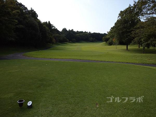成田フェアフィールドゴルフクラブの9番ホール