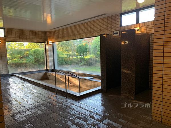 八洲カントリークラブのお風呂